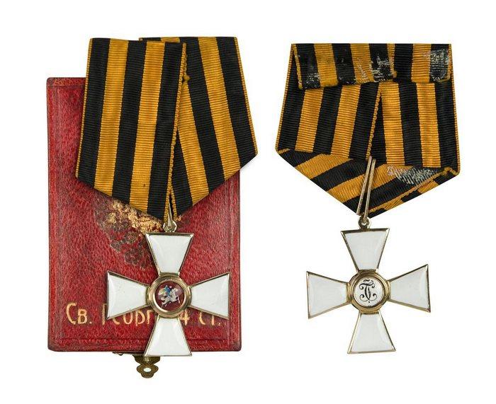 Кто из российских военачальников стал полным кавалером ордена святого георгия победоносца