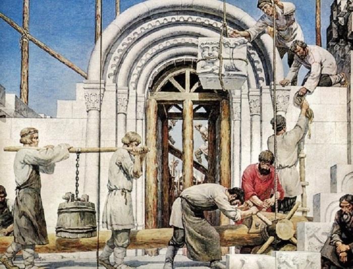 Как в старину возводили постройки на века, не располагая цементом раствор, больше, приготовления, сооружения, раствора, кирпичей, строительных, проверяли, многие, разновидностей, ранее, тщательное, можно, растворов, настолько, высоким, непосредственно, находятся, эксплуатации, старину