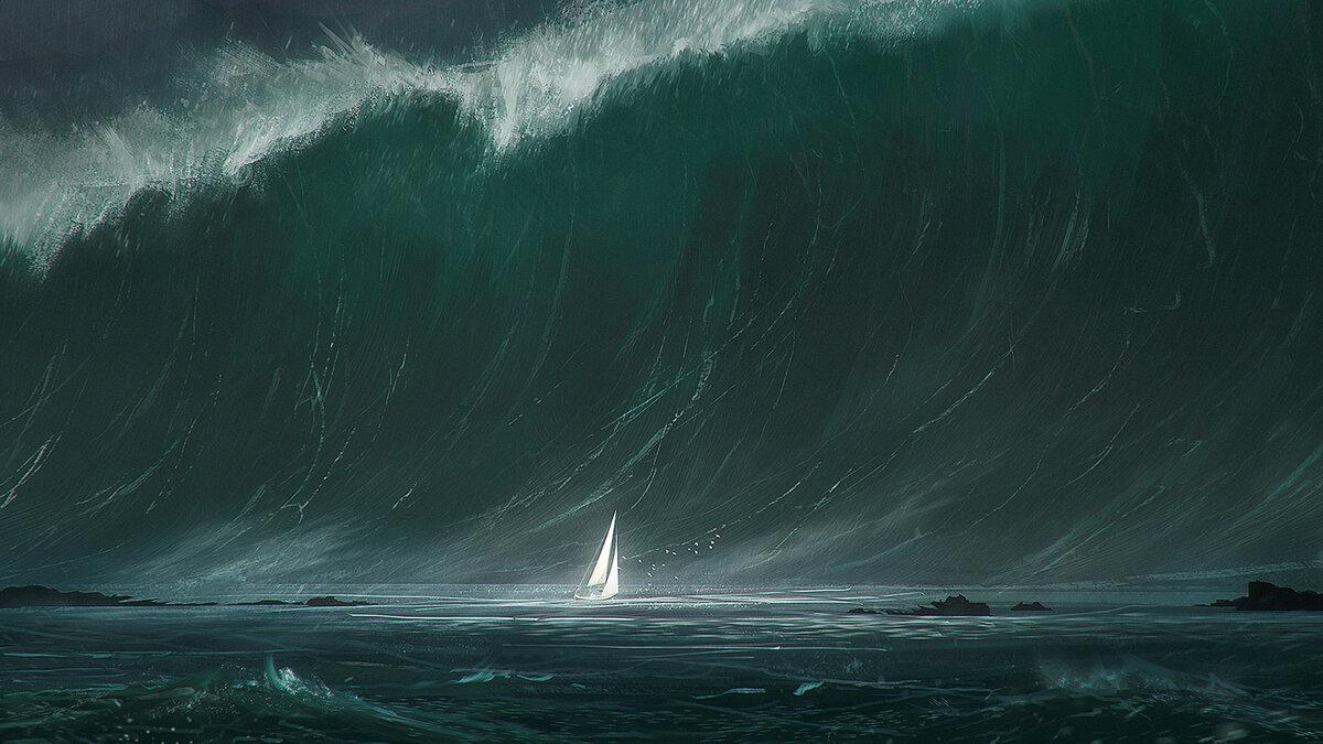 Самые загадочные феномены мирового океана интересные факты,познавательно