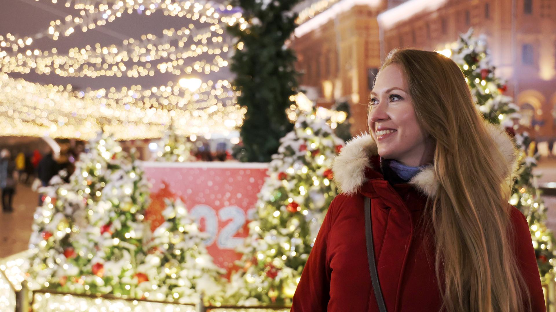 Новогодняя Москва 2020 - 2021. Где искать праздничное настроение и самые красивые локации для фото?