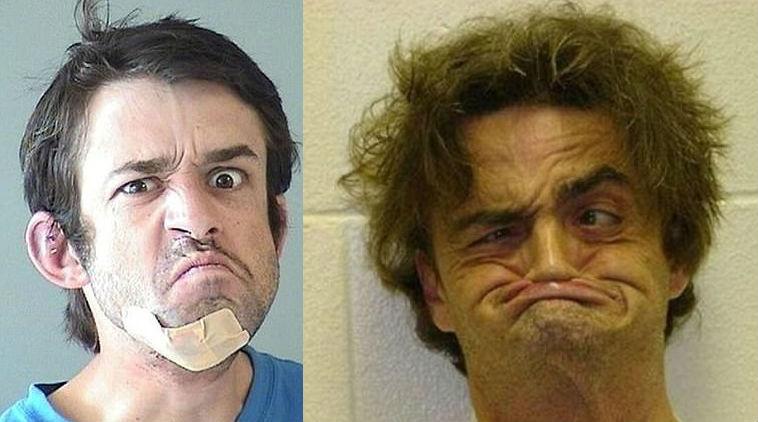 Самые смешные магшоты от американской полиции