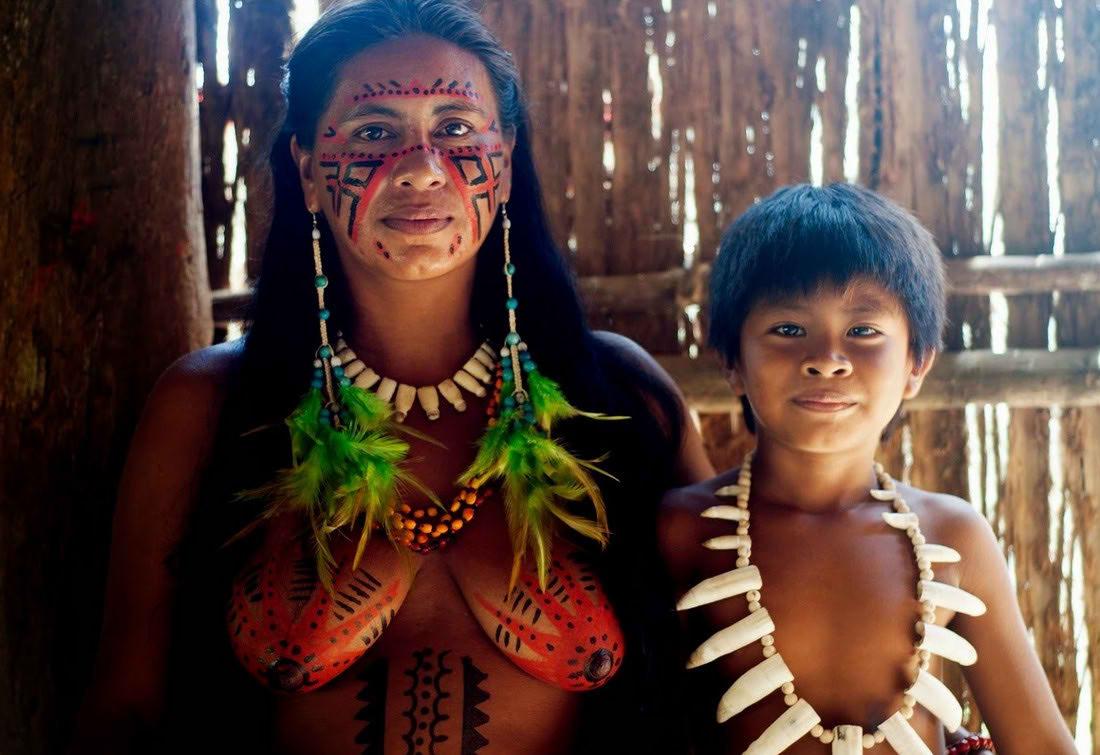 защитные племя амазонок картинки открытки