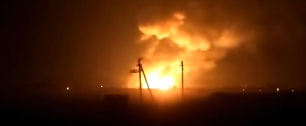 В Балаклее уничтожено то, что Украина не может производить