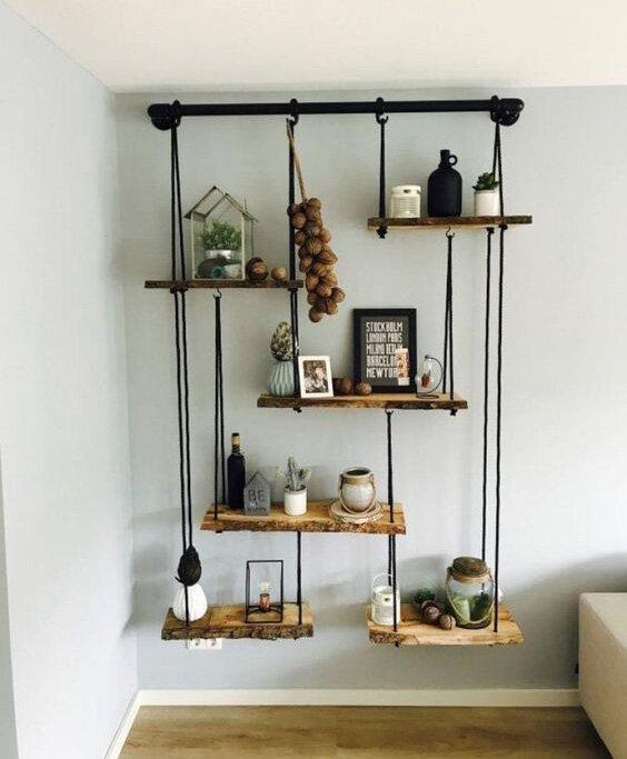6 простых отличных идей для дома своими руками! декор,для дома и дачи,интерьер