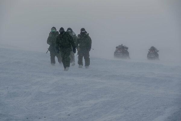 НАТО: Воевать с Россией будет очень холодно