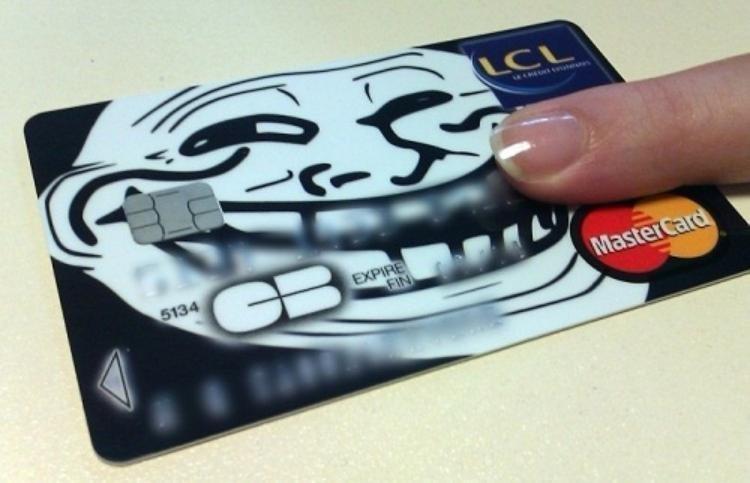Для девушки, смешные картинки про банковскую карту