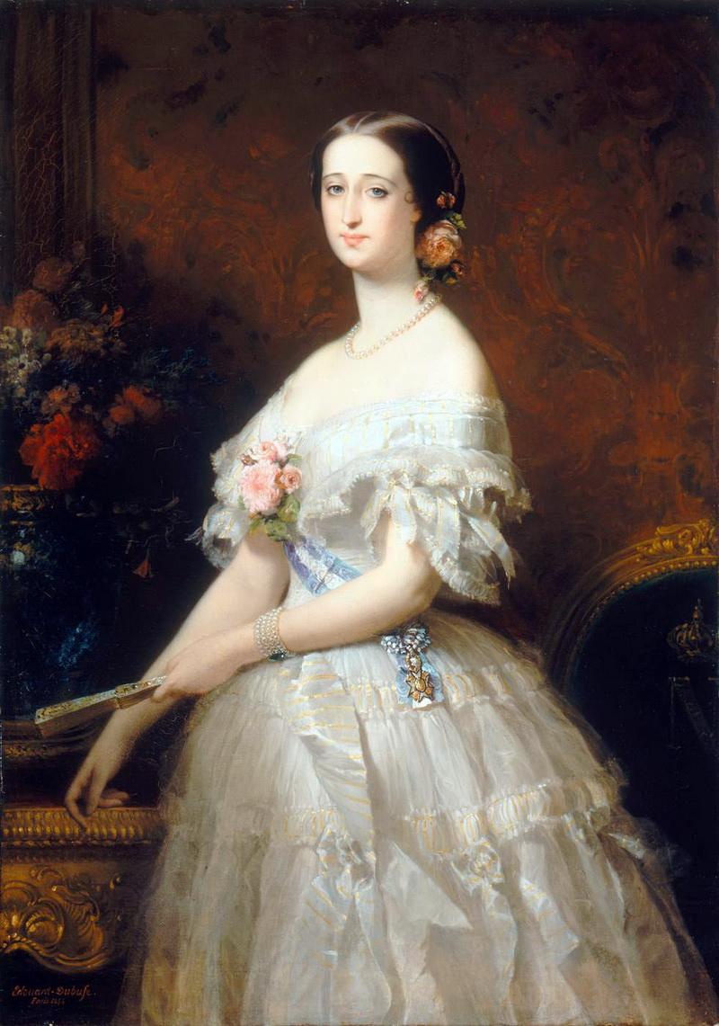 Евгения Монтихо - последняя императрица Франции