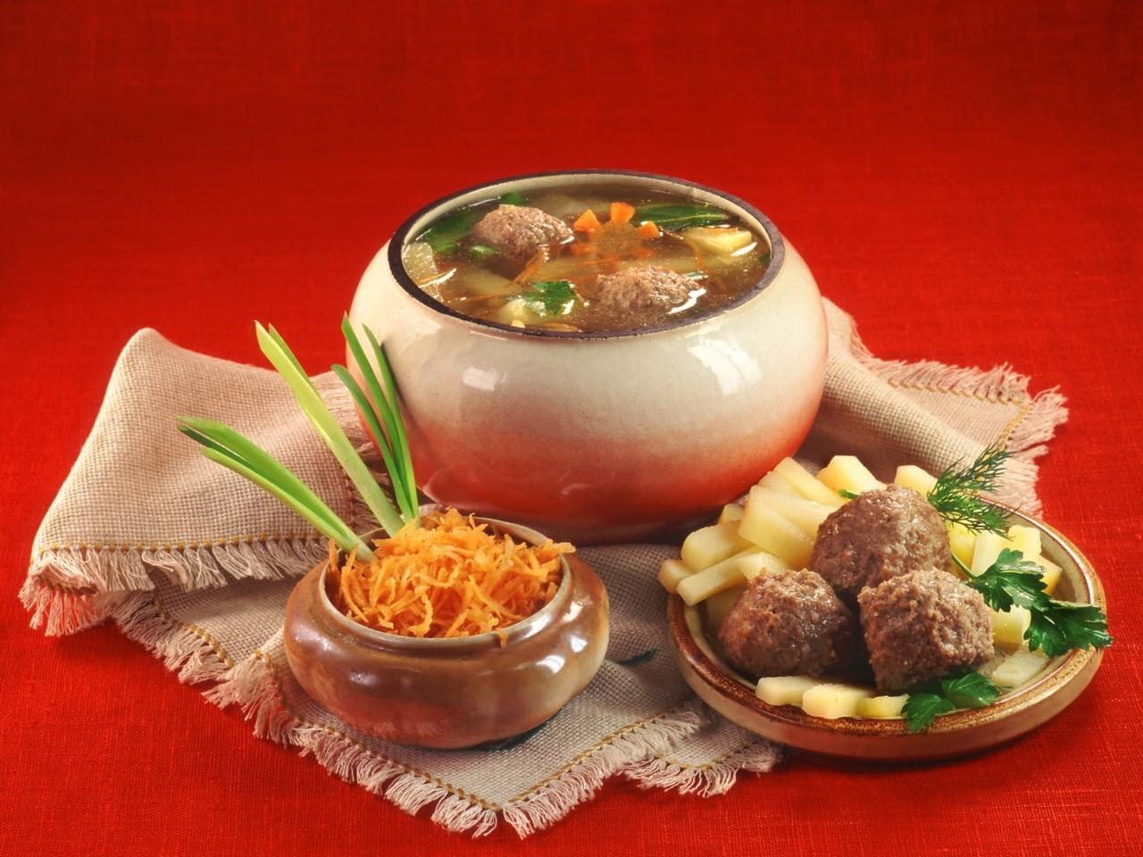 Самые вредные для организма блюда русской кухни