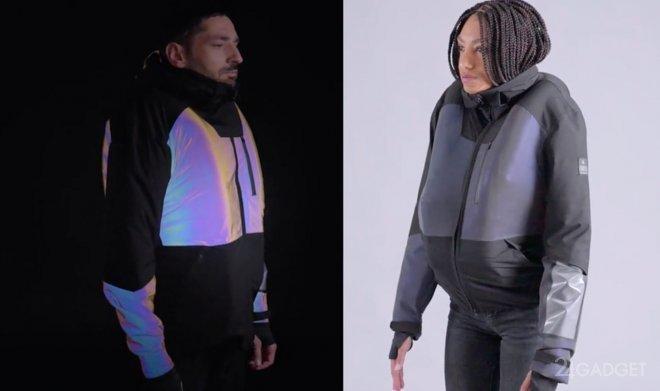 Куртка Cirrus Airbag защитит велосипедиста от травм
