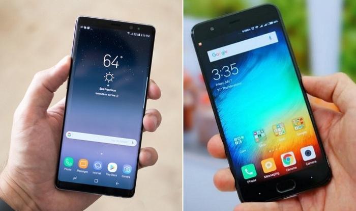 5 мощнейших смартфонов на Android, которые можно достать на отечественном рынке