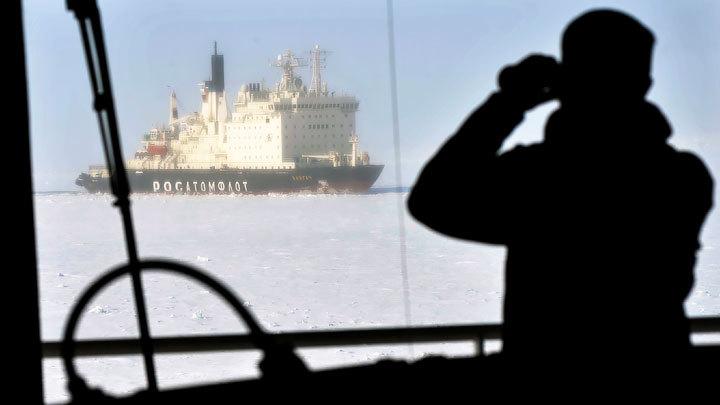 США ещё покажут России в Арктике! Если найдут что показать геополитика