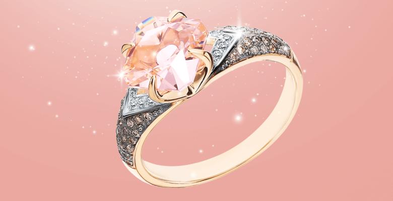 Необычные кольца для помолвк…