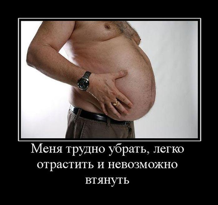 Толстые мужики демотиватор