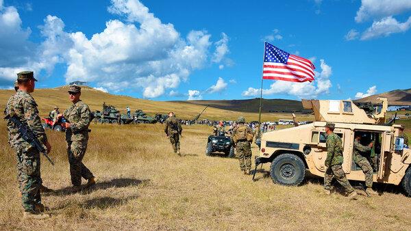 США хотели бы разместить военную базу в Крыму