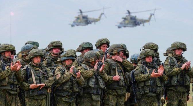 Чем русский мужик может запугать американских генералов