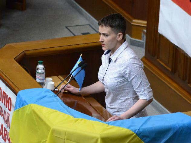 Мария Захарова высказалась об аресте Савченко