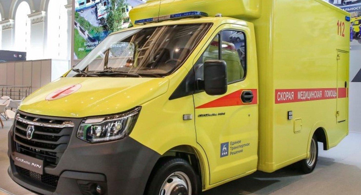 ГАЗ представил автомобили для выездной вакцинации и скорой помощи Автомобили
