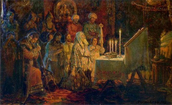 Русские митрополиты и ханы Золотой Орды: система отношений