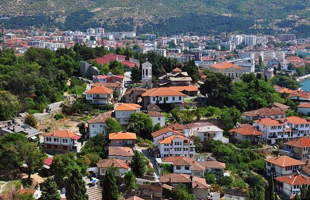 Город Охрид в Македонии – балканская сказка у озера