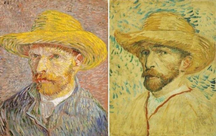 Мистическая загадка автопортрета Ван Гога