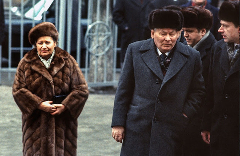 СССР 1984-1989 в объективе Криса Ниденталя СССР, история, ностальгия