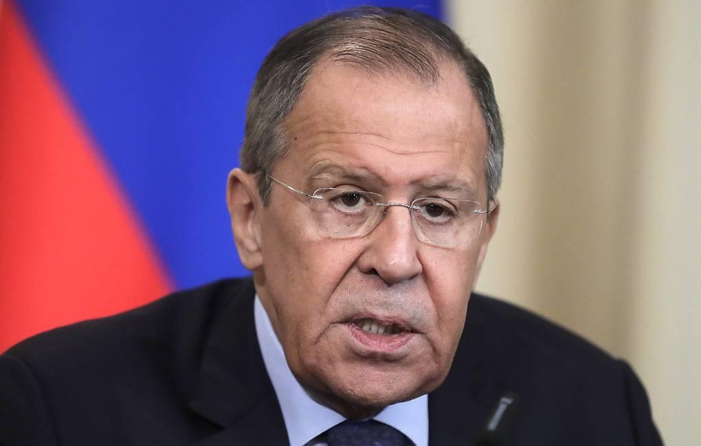 Лавров прокомментировал бесчинства националистов и русофобов в Грузии