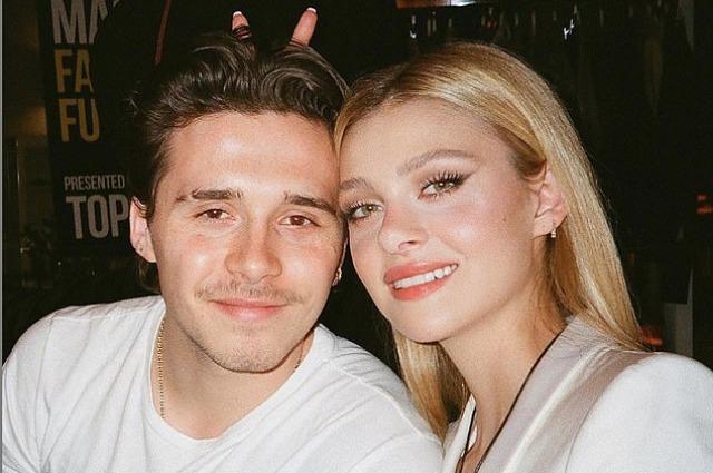 СМИ: Бруклин Бекхэм женится на дочери миллиардера Николе Пельтц
