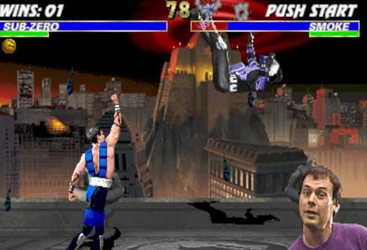 10 лучших пасхалок в Mortal Kombat 11 — «Гарри Поттер», «Холодное сердце» и другие action,mortal kombat 11,Игры,пасхалки