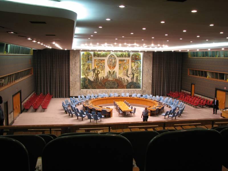 ООН: гарант мира во всём мире или собрание болтунов геополитика