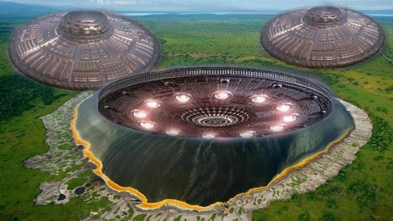 В Индонезии обнаружили вход в «базу инопланетян»