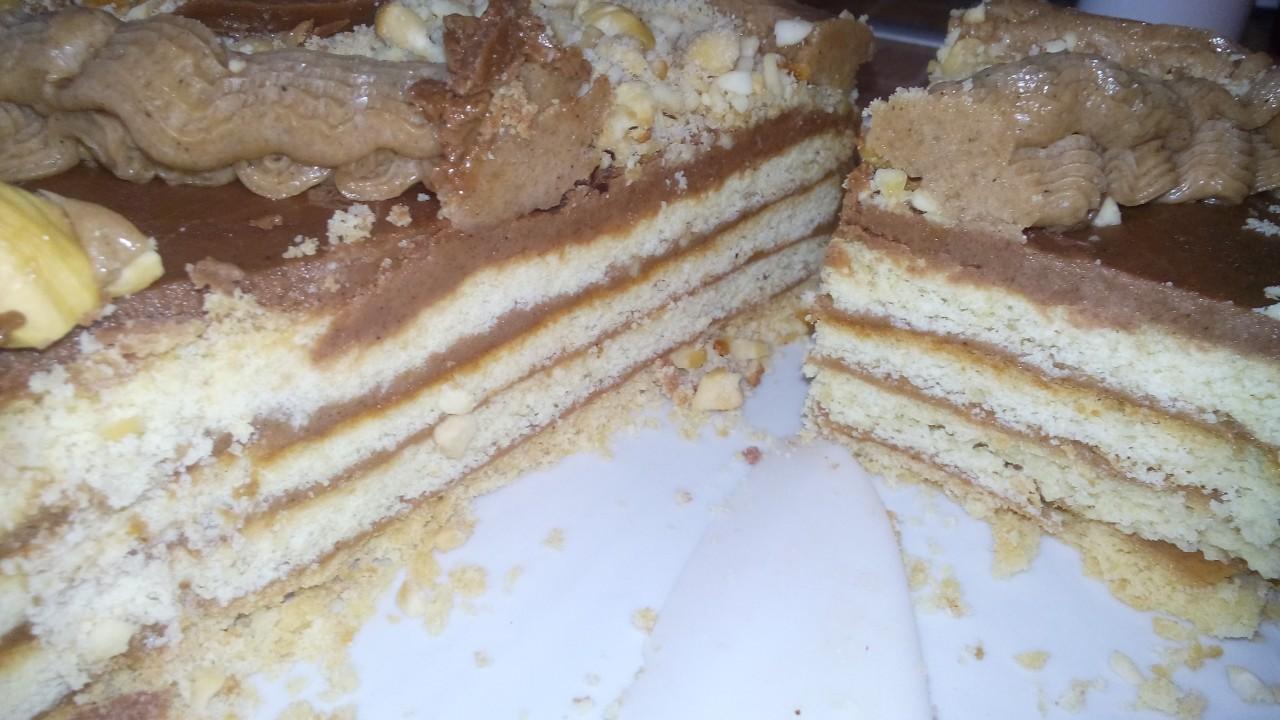 Любимые покупные тортики в домашнем исполнении