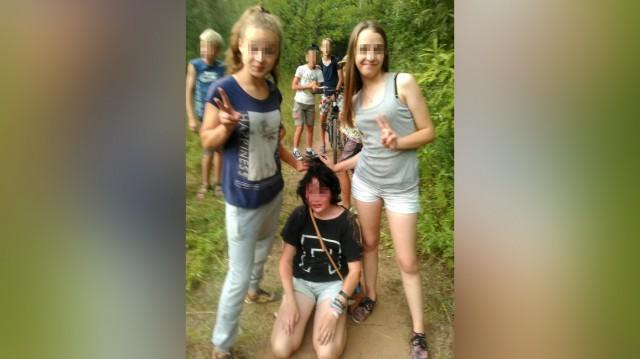 Школьники из Пермского края …