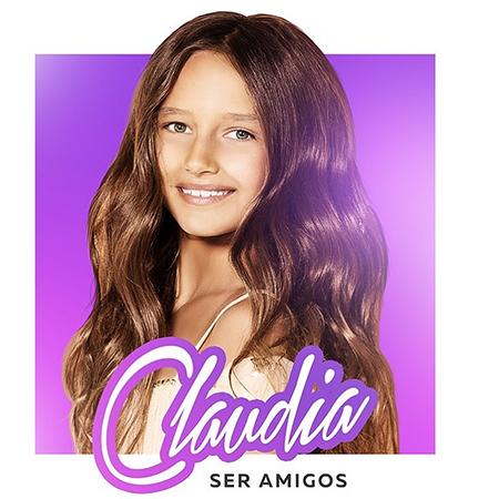 Восьмилетняя дочь Кристины Орбакайте записала песню на испанском языке Звездные дети