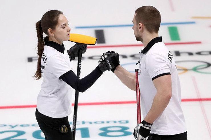 Анастасия Брызгалова прокомментировала допинг-скандал мужа