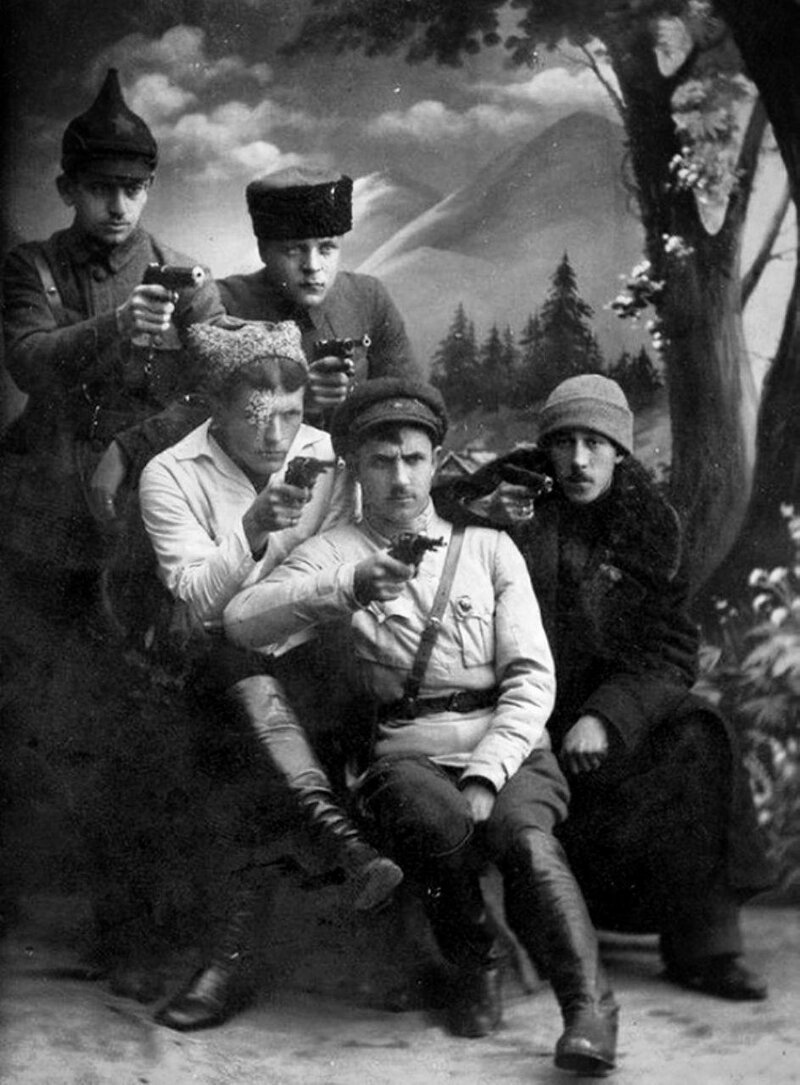 11. Фотосессия чекистов, 1921 год интересно, исторические фото, история, ностальгия, фото