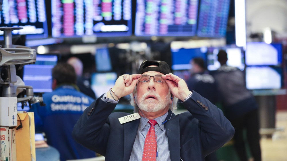 Доигрались: «черный» понедельник для американских рынков или не буди желтого дракона