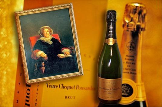 Вдова Клико: Глава империи вин