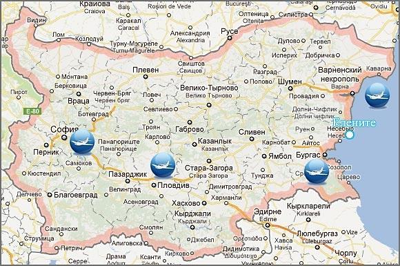 Болгария: термальные источни…