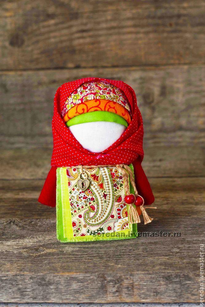 Создаем народную куклу-оберег «Крупеничка»