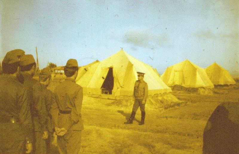 Учебные сборы-1941. Мобилизация или переподготовка?