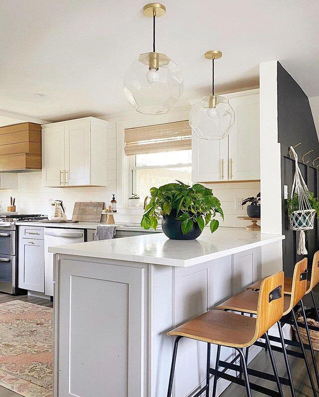 Приятный интерьер загородного домика, в котором много интересных идей на заметку! декор,для дома и дачи,интерьер