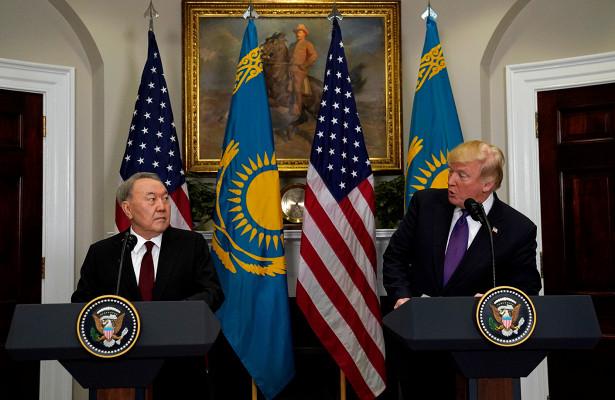 СШАоказывают беспрецедентное закулисное давление наАстану— казахстанский дипломат