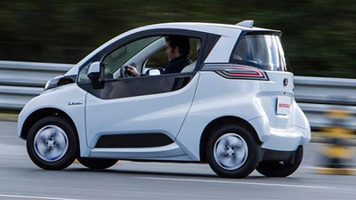 Honda «учит» электромобили парковаться при помощи смартфона
