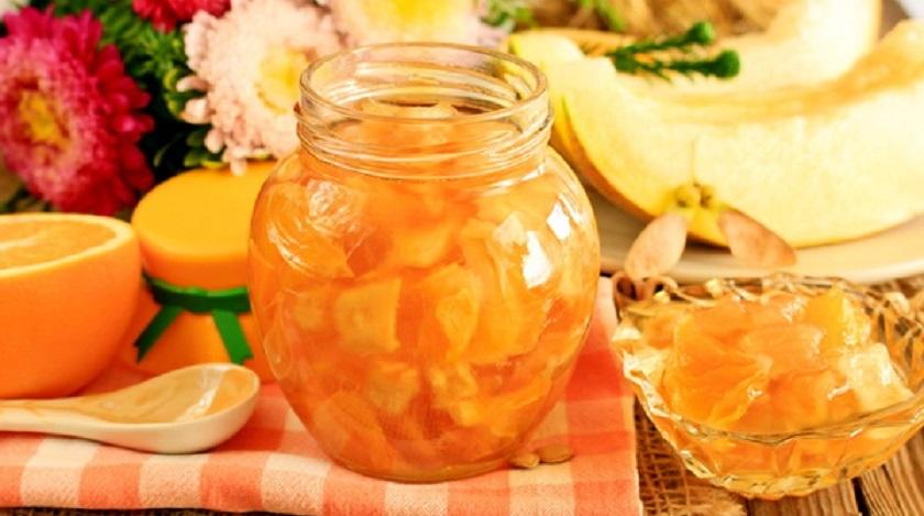 Янтарное варенье из дыни: аромат лета порадует зимними вечерами