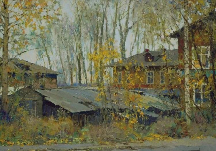 художник Юрий Дмитриевич Васендин картины – 13