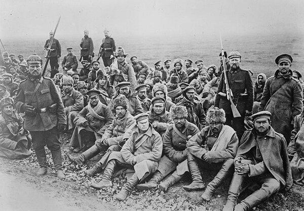 Сколько русских солдат не вернулось из плена на Первой Мировой