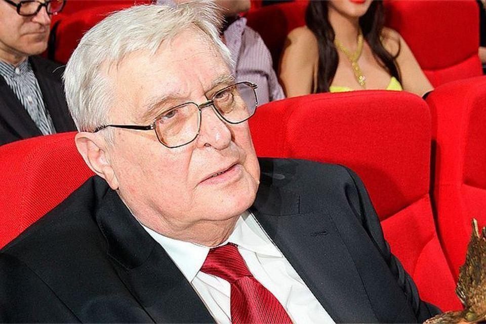 Олег Басилашвили: Всех, кто раздувает военный психоз, я отправил бы на поле боя