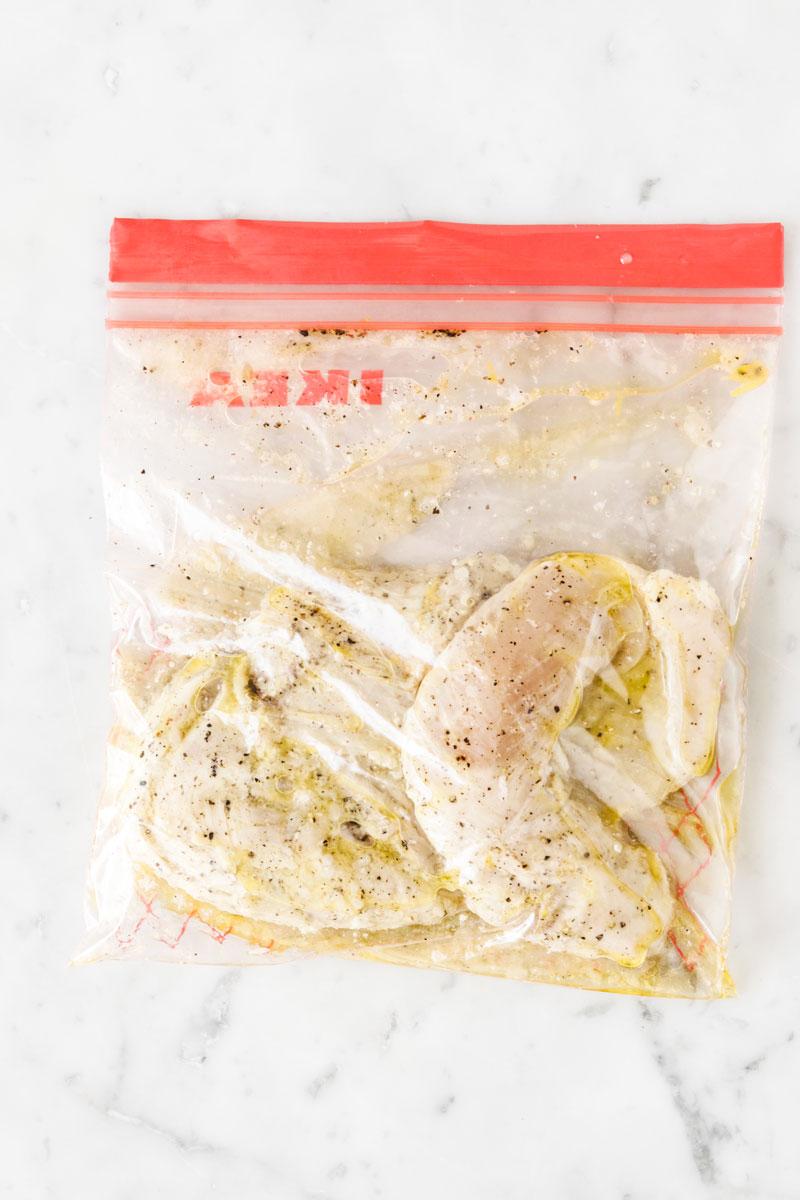 маринад для куриной грудки