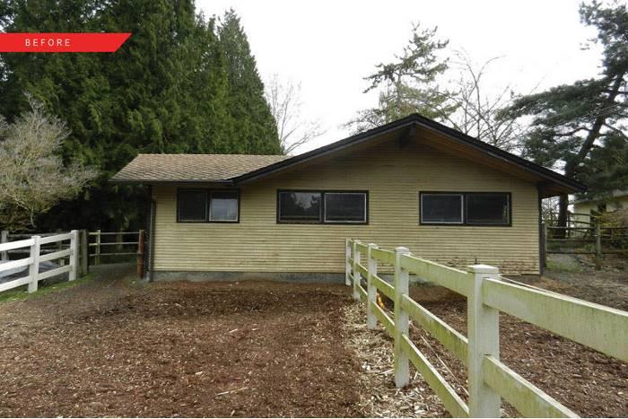 Вот так выглядела конюшня перед тем, как получить новую жизнь … до и после, дом, конюшня, недвижимость, ремонт, стройка