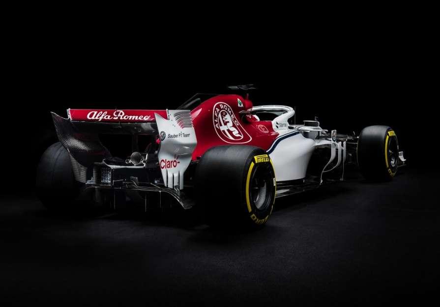 Команда Sauber представила б…